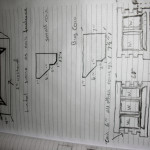 Drawings for building design